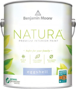 Natura Interior Acrylic Latex Eggshell Finish 513 - 1L
