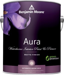 Aura® Matte Waterborne Interior Paint 522 - 1L