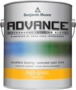 Advance Waterborne Interior Alkyd High Gloss 794 - 1L
