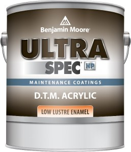 Ultra Spec HP D.T.M. Acrylic Low Lustre Enamel HP25 - 1L