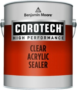 Corotech® Clear Acrylic Sealer V027 - 3,78L
