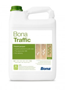 Bona Traffic 4,95L + utwardzacz