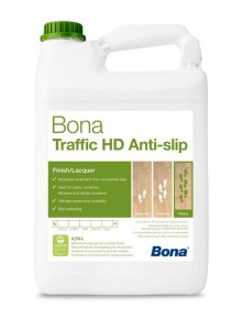 Bona Traffic HD Anti-slip 4,95L