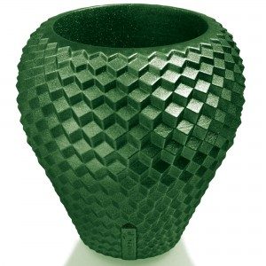 CONE GREEN METALLIC